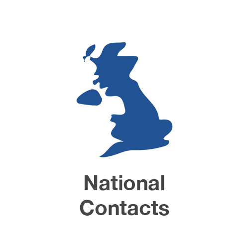 National Contacts Symbol
