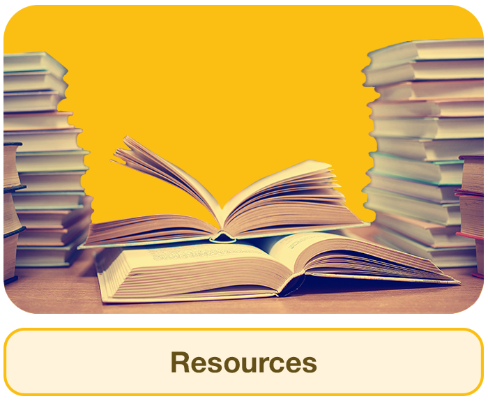 Resources Section Hover Image